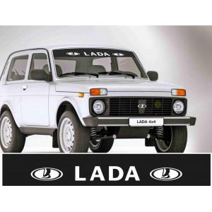 Auto Sonnenschutz für Lada Niva