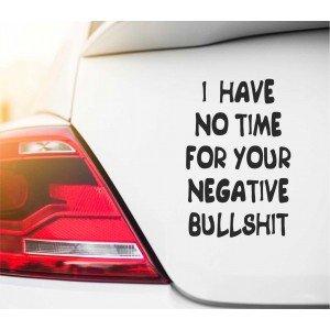 I have No time /Ich habe keine Zeit