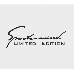 Sport mind Limited edition