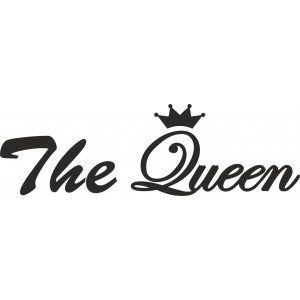 Queen im Auto