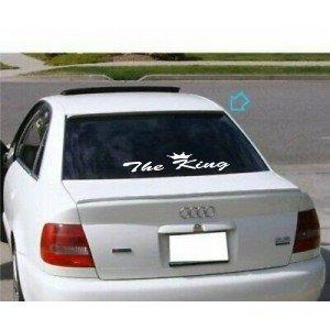 """König im Auto """
