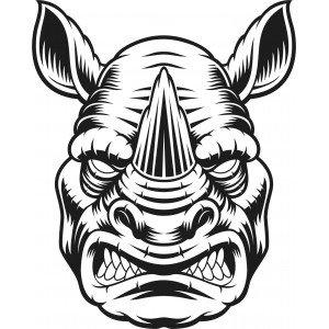 Nashornkopf