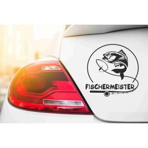 Fischerman im Auto