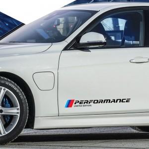 """2 Stücke"""" M Performance  BMW """""""