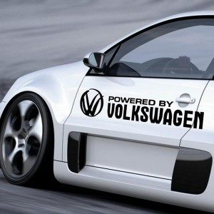 Powered by Volkswagen