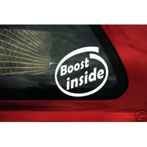 Boost inside