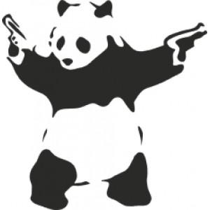 BAD ASS PANDA