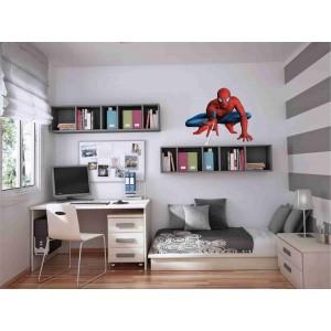 Aufkleber für Kinderzimmer Spiderman
